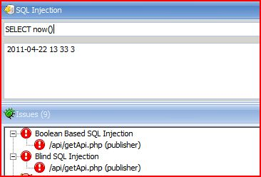 SQL Injection in wd.sharethis.com, DORK, Boolean SQL Injection, CWE-89, CAPEC-66