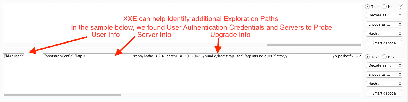 Information Exposure via LDAP allows an Attacker to gain insight into your Ops